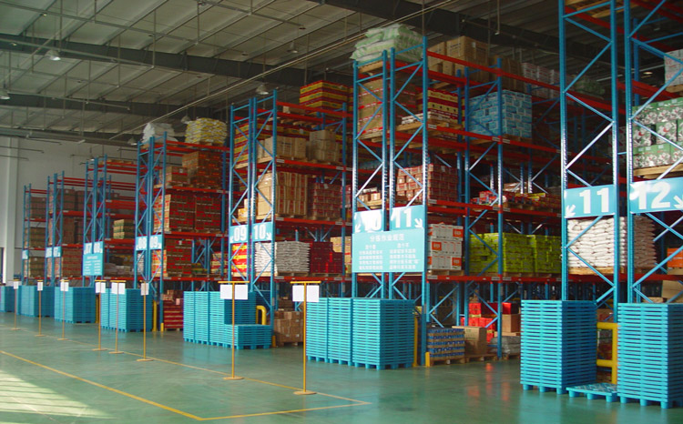 sps20210910Advantages-of-spraying-outdoor-powder-on-cross-beam-heavy-duty-pallet-rack.