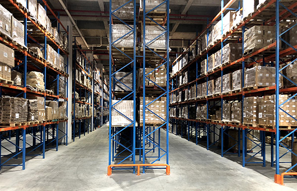 How to judge the quality of heavy duty pallet racking