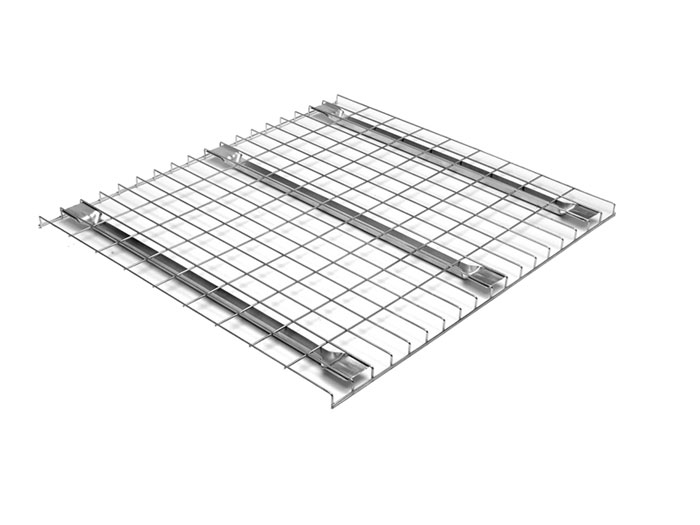 F Channel Wire Mesh Decking